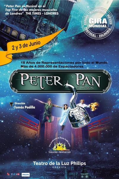 Peter Pan - El musical