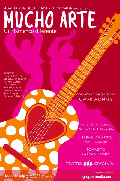 Mucho Arte. Un flamenco diferente