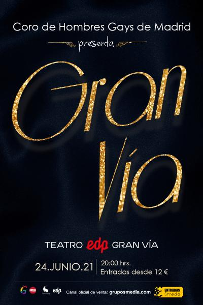 """""""Gran Vía"""" Coro de hombres gay de Madrid"""