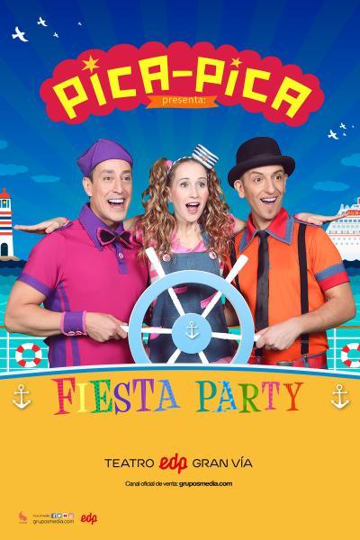 Pica Pica - Fiesta Party