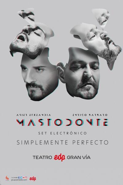 Mastodonte - Simplemente perfecto