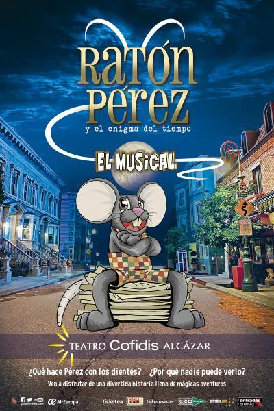 Ratón Pérez y el enigma del tiempo