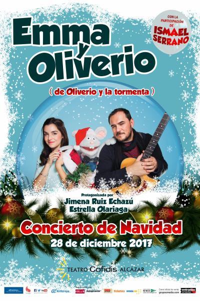 Emma y Oliverio - Concierto de Navidad
