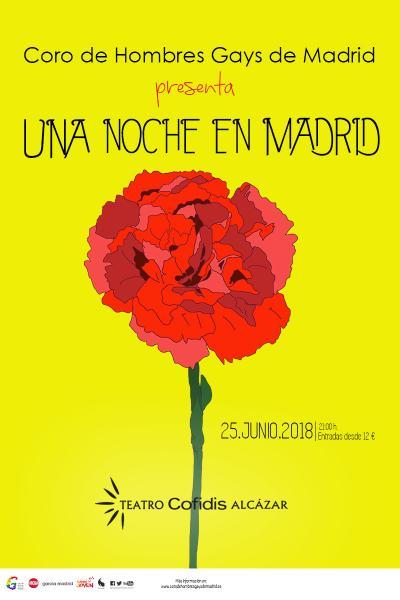 Una noche en Madrid - Coro de Hombres Gays de Madrid