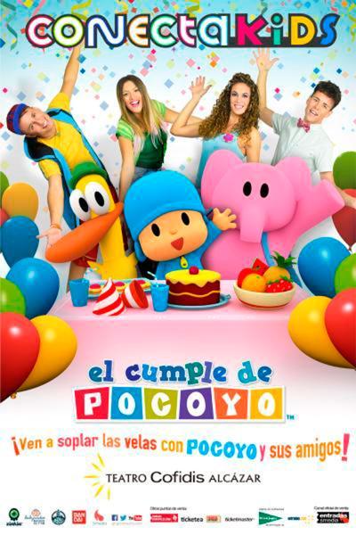 Conecta Kids - El Cumple de Pocoyo