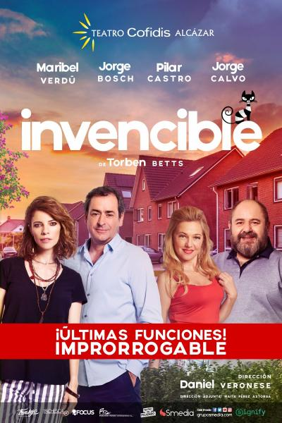 Invencible - Maribel Verdú