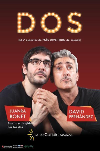 Dos - Juanra Bonet y David Fernández