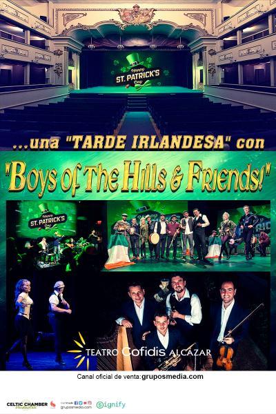 Celtic Evening - Una tarde Irlandesa