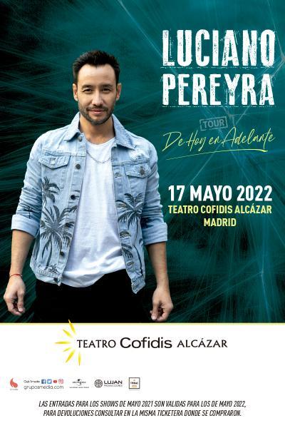 Luciano Pereyra - Tour 2020