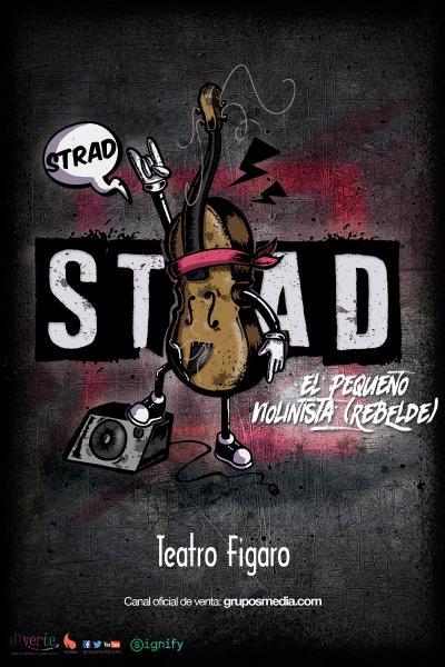 Strad - El pequeño violinista rebelde