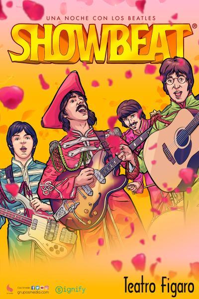 ShowBeat - Una noche con los Beatles