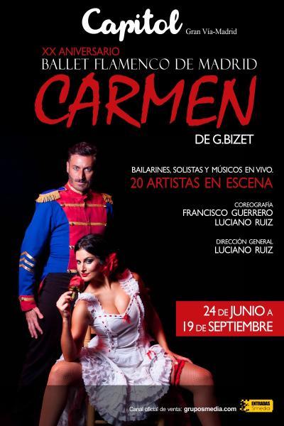 Carmen G. Bizet - Ballet Flamenco de Madrid