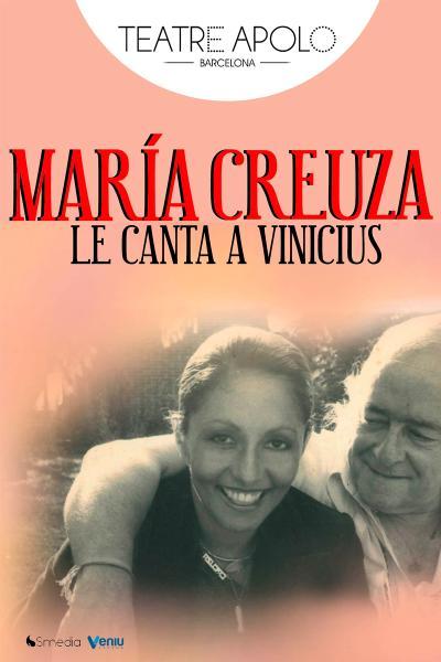 María Creuza le canta a Vinicius - Teatro Apolo