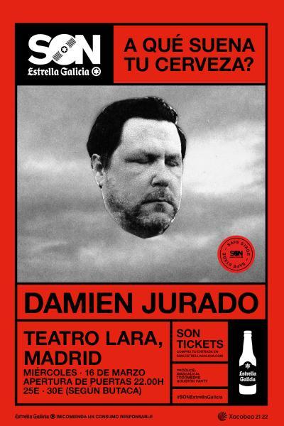 Damien Jurado en Madrid | American Autumn