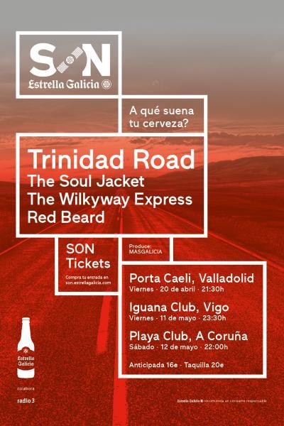 Trinidad Road en A Coruña | SON Estrella Galicia