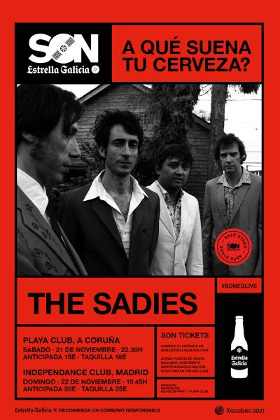 The Sadies en Coruña | SON Estrella Galicia