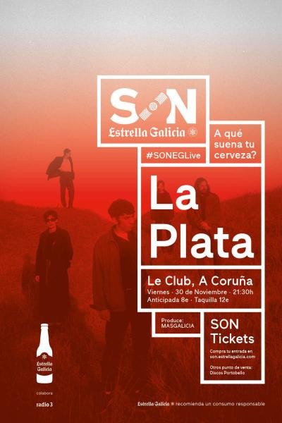 La Plata en Coruña | SON Estrella Galicia