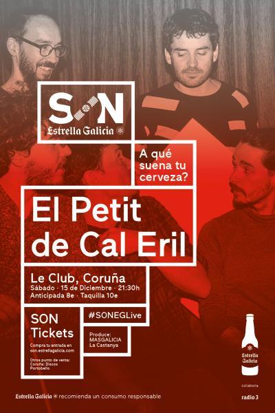 El Petit de Cal Eril en Coruña | SON Estrella Galicia