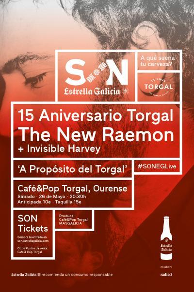 The New Raemon en Ourense   SON Estrella Galicia