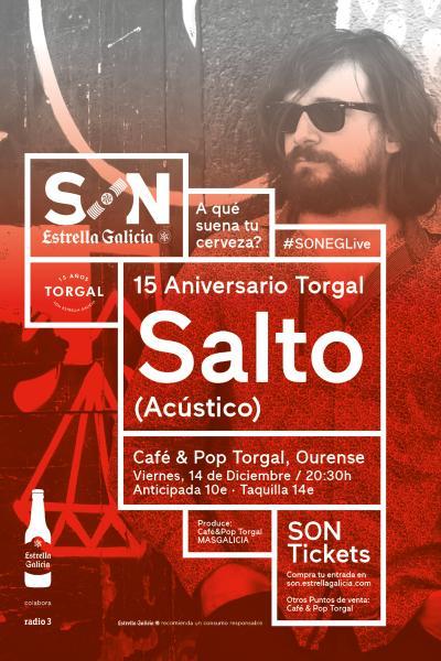 Salto en Ourense | SON Estrella Galicia