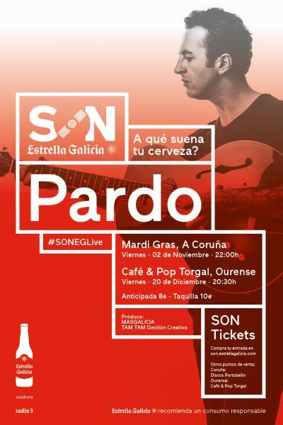 Pardo en Ourense | SON Estrella Galicia
