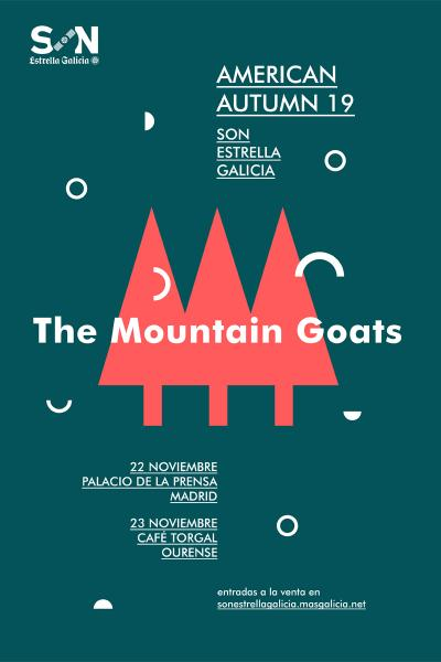 The Mountain Goats en Ourense | American Autumn