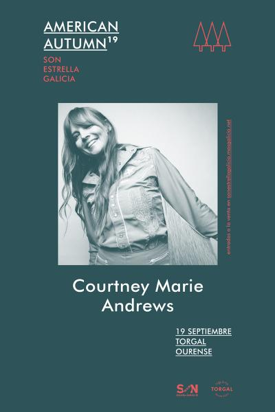 Courtney Marie Andrews en Ourense | American Autumn