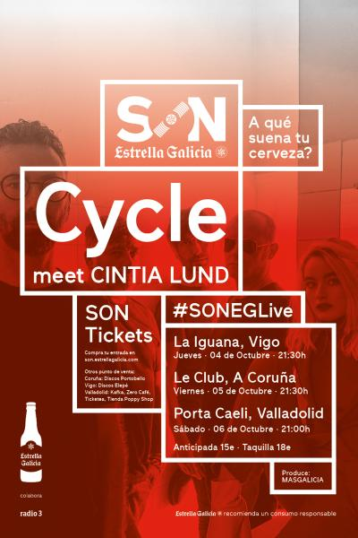 Cycle en Vigo | SON Estrella Galicia
