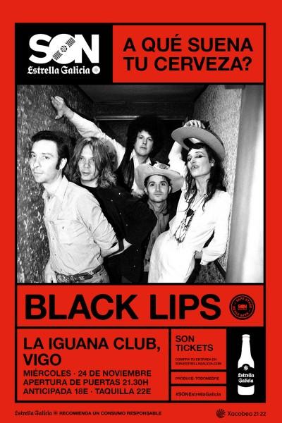 Black Lips en Vigo | SON Estrella Galicia