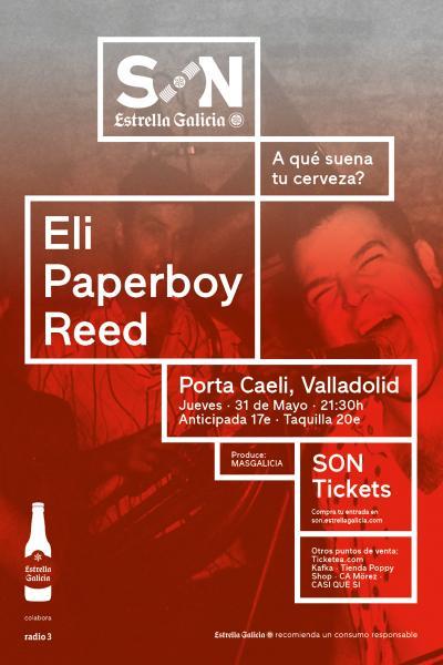 Eli Paperboy Reed en Valladolid | SON Estrella Galicia