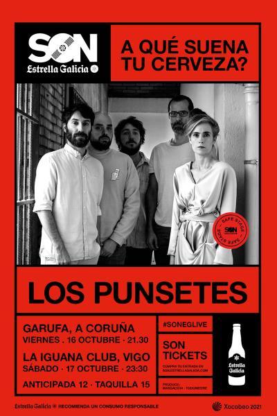 Los Punsetes en Coruña | SON Estrella Galicia