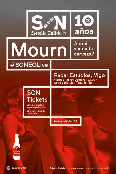 Mourn en Vigo   SON Estrella Galicia