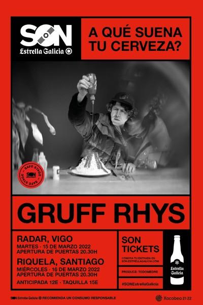 Gruff Rhyss en Vigo   SON Estrella Galicia