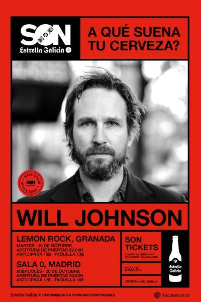 Will Johnson en Granada | SON Estrella Galicia