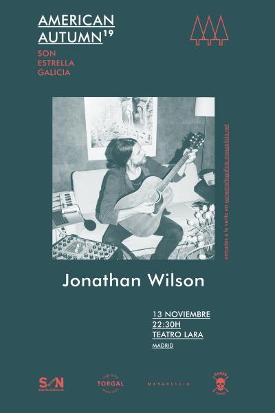 Jonathan Wilson en Ourense | American Autumn
