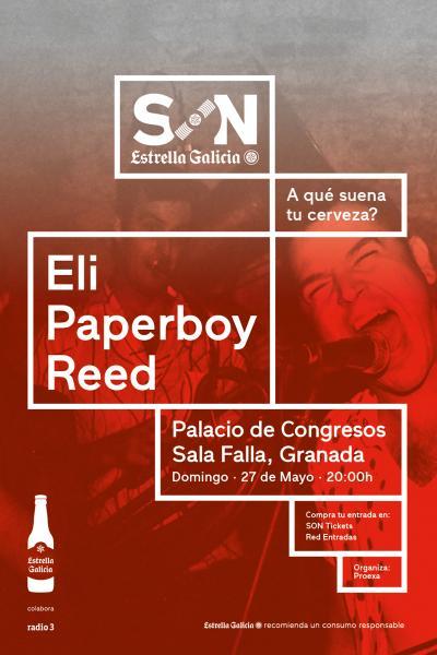 Eli Paperboy Reed en Granada | SON Estrella Galicia