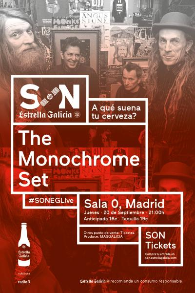 The Monochrome Set en Madrid