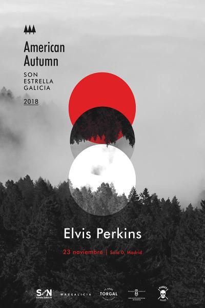 Elvis Perkins  + Vera Sola en Madrid | American Autumn