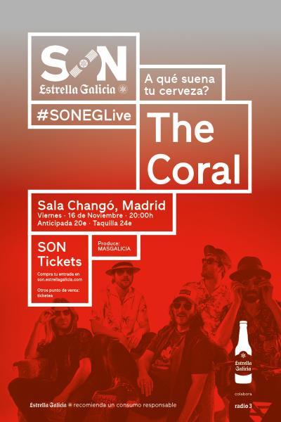 The Coral en Madrid | SON Estrella Galicia