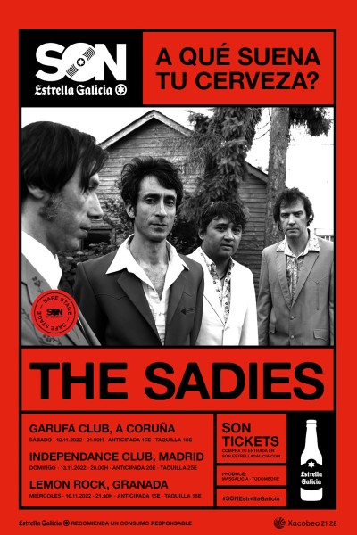 The Sadies en Madrid | SON Estrella Galicia