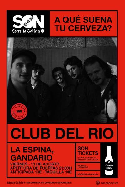 Club del Río en Gandarío   SON Estrella Galicia