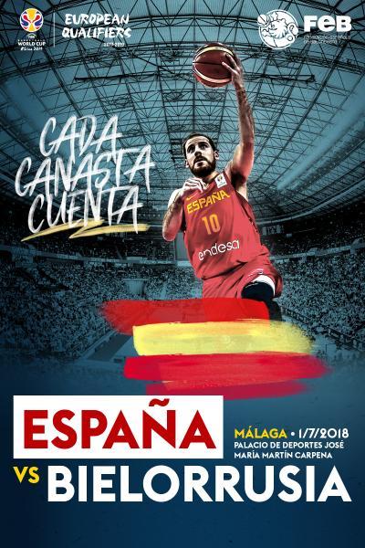 España vs Bielorusia