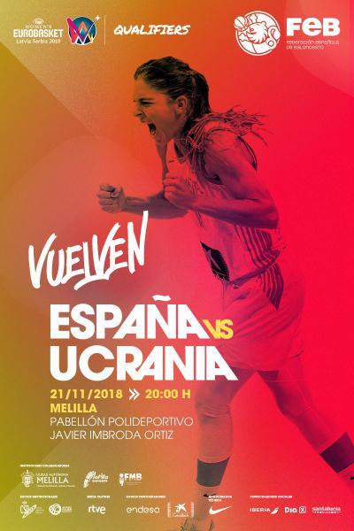 España - Ucrania