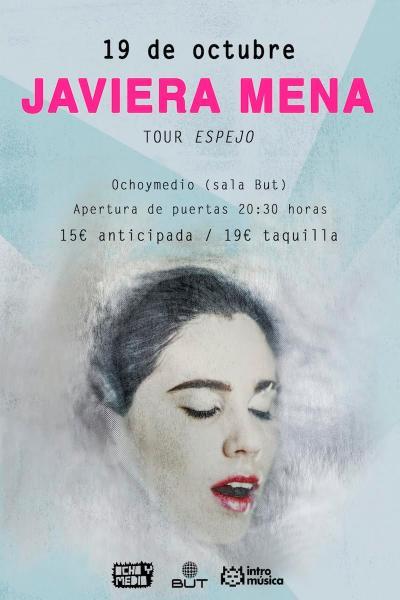 Javiera Mena en Madrid, TOUR 'Espejo'