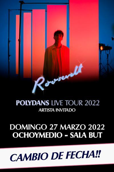 Roosevelt en Madrid (Ochoymedio, Sala BUT)
