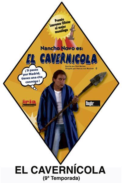 El Cavernícola 9ª Temporada