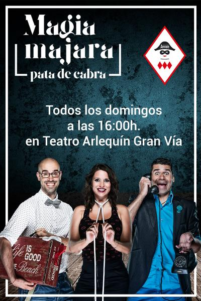 Magia Majara -PATA DE CABRA-