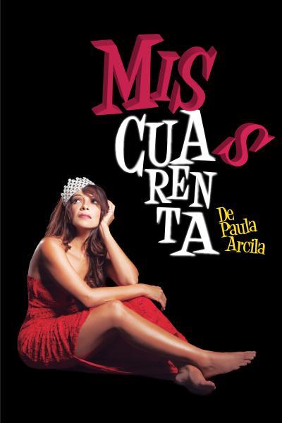 Miss Cuarenta de Paula Arcila