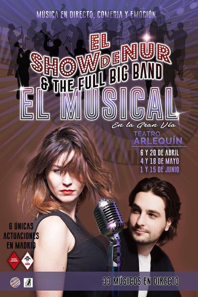 EL SHOW DE NUR & THE FULL BIG BAND