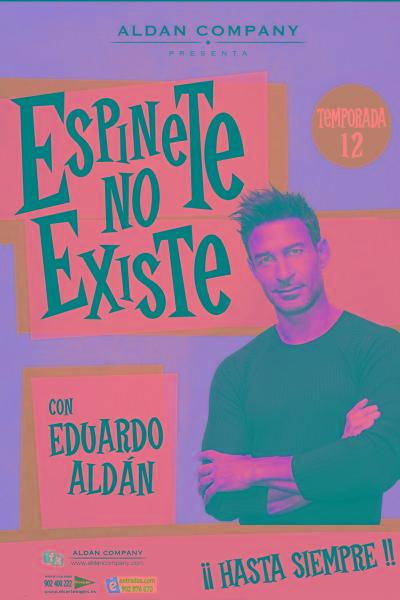 ESPINETE NO EXISTE Temporada 12